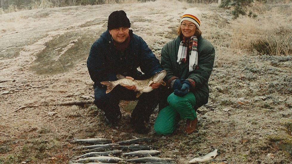 fiske ljusterö 1991