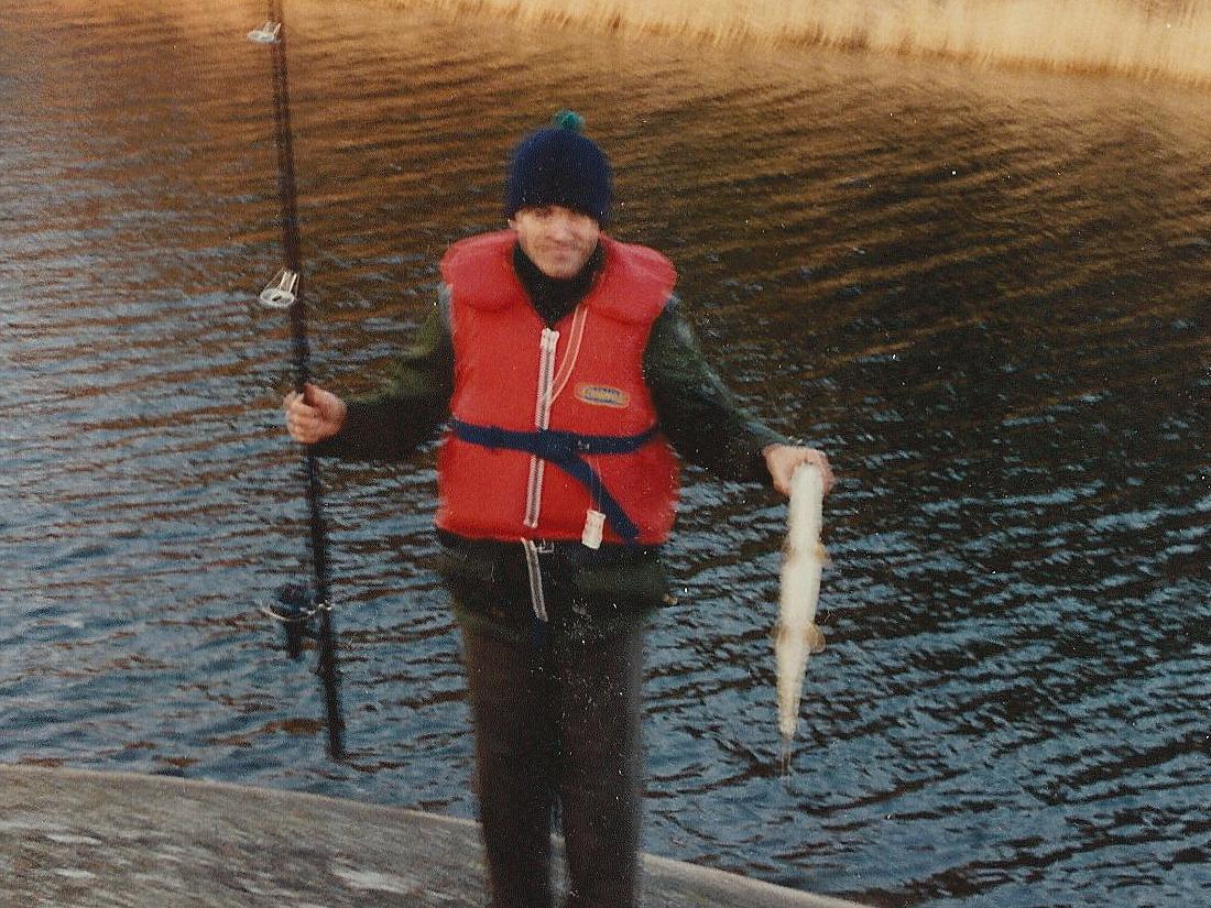 gäddfiske ljusterö 1991
