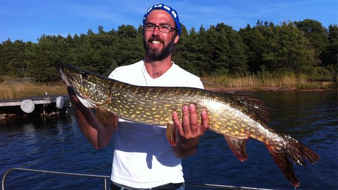 gädda åland 6,2 kg