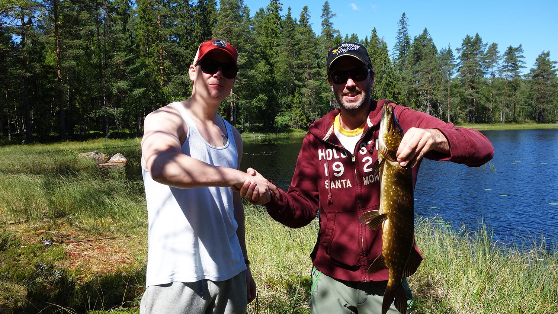 nöjd kundgaranti fiskeguide