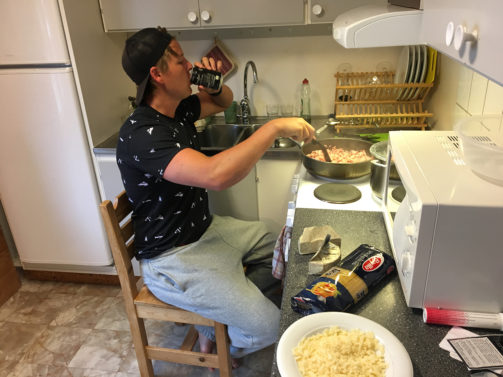 matlagningsproffs