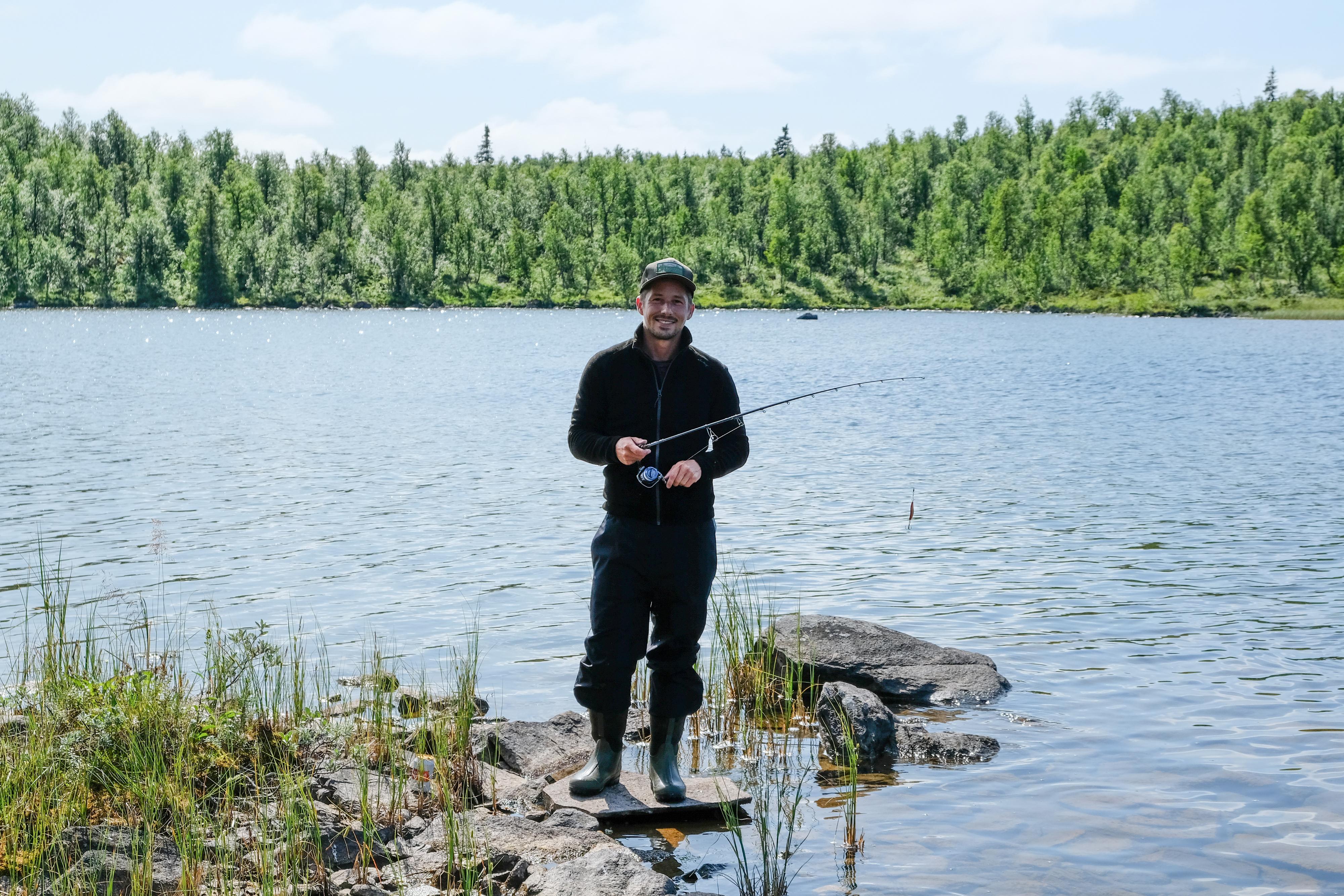 fiske ammarnäs